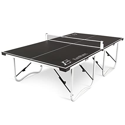EastPoint Sports 1 1 33725 DS Easy Set Up Table Tennis Table,