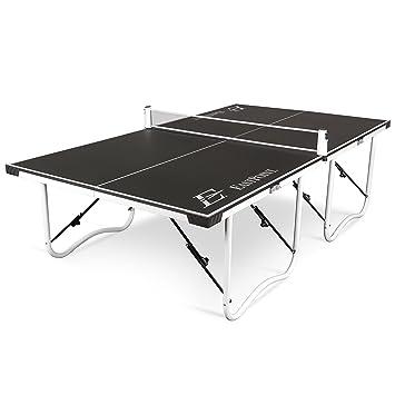 Amazon.com   EastPoint Sports Easy Setup Table Tennis Table - 15mm ... b2eba584ad70