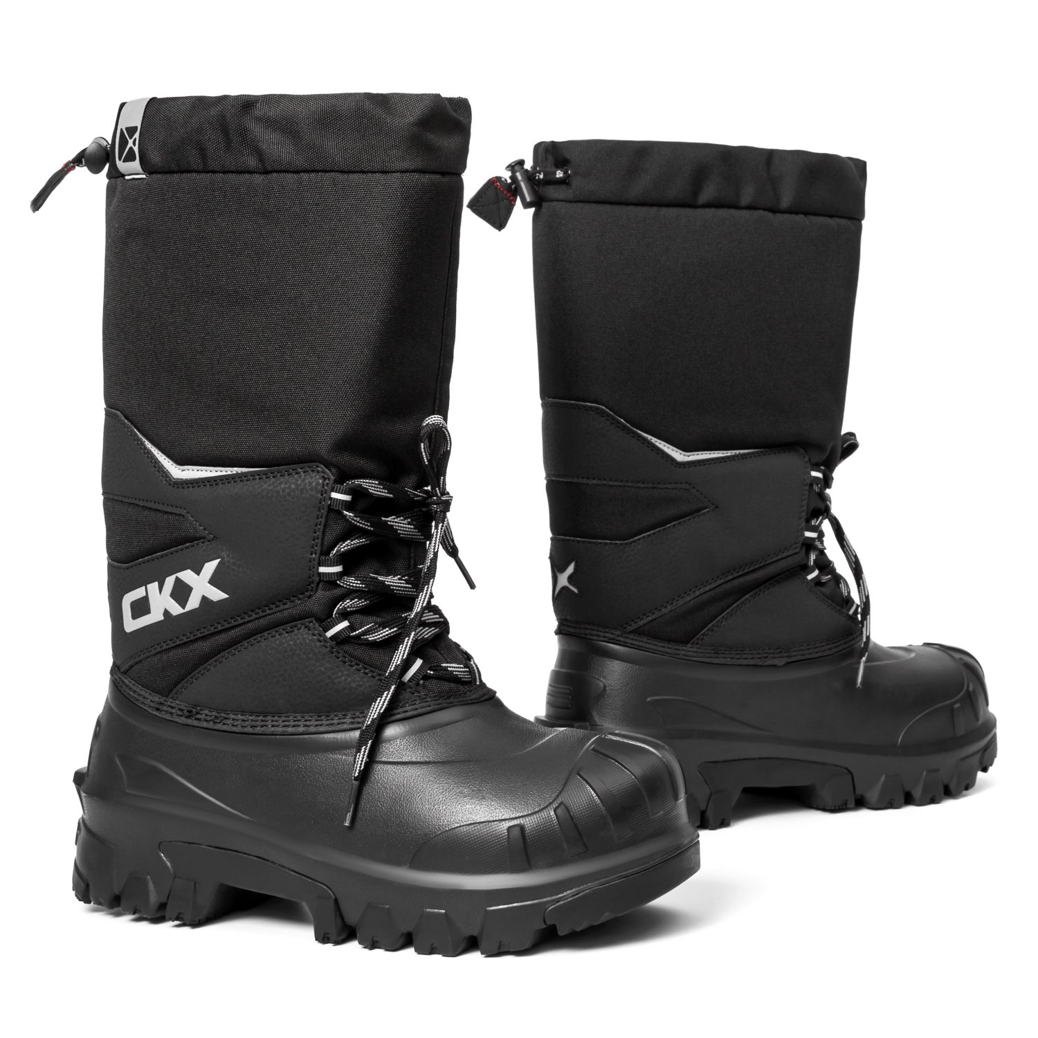 Men CKX Evolution Muk Lite Boots Part# 1989-BK-10 033366