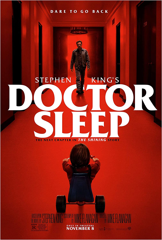 Fullfillment Posters Doctor Sleep Movie Poster Glossy Print Photo Wall Art The Shining Rebecca Ferguson, Ewan McGregor, Jacob Tremblay Sizes 8x10 11x17 16x20 22x28 24x36 27x40#1 (11x17 inches)