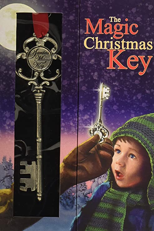 Wendell August Santas Magic Key Ornament Handmade in the USA Forge Wendell August Forge 3WA0105SMK Metal