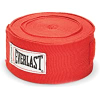 Everlast Hand Wraps, Orange, 4.5 Meter Length