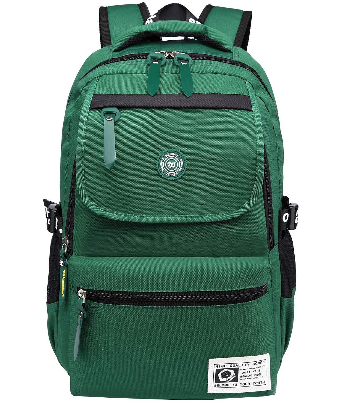 Mochila escolar para niñas mochila escolar para niños de negocios portátil Mochila de la vida impermeable mochila escolar senderismo mochila deporte bolsa ...