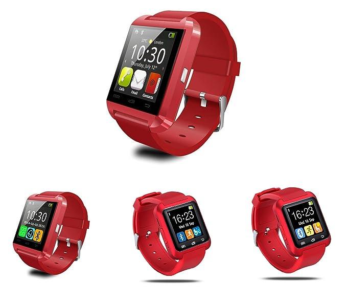 ONEKLICK Universal Smartwatch Reloj de pulsera Bluetooth Smart ...