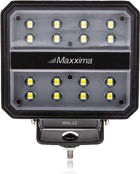 Maxxima MWL-62 5,000 Lumen 16 LED Square Work Light