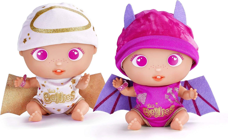 The Bellies - Ropita Divertida, Disfraz Reversible Angelito y Demonio (Famosa 700014788)