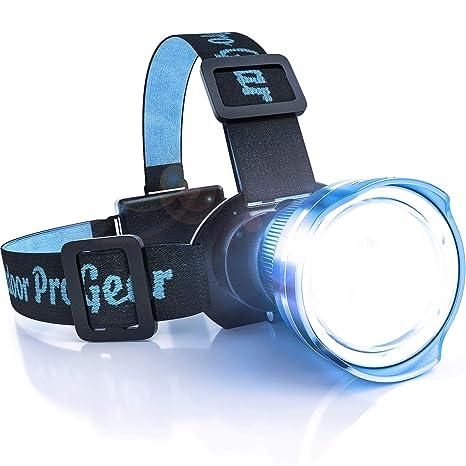 53bc6bda07361 Outdoor Pro Gear Lighthouse Beacon 1000 LED Headlamp - 1 Tool 1000 Jobs -  Camping Hunting
