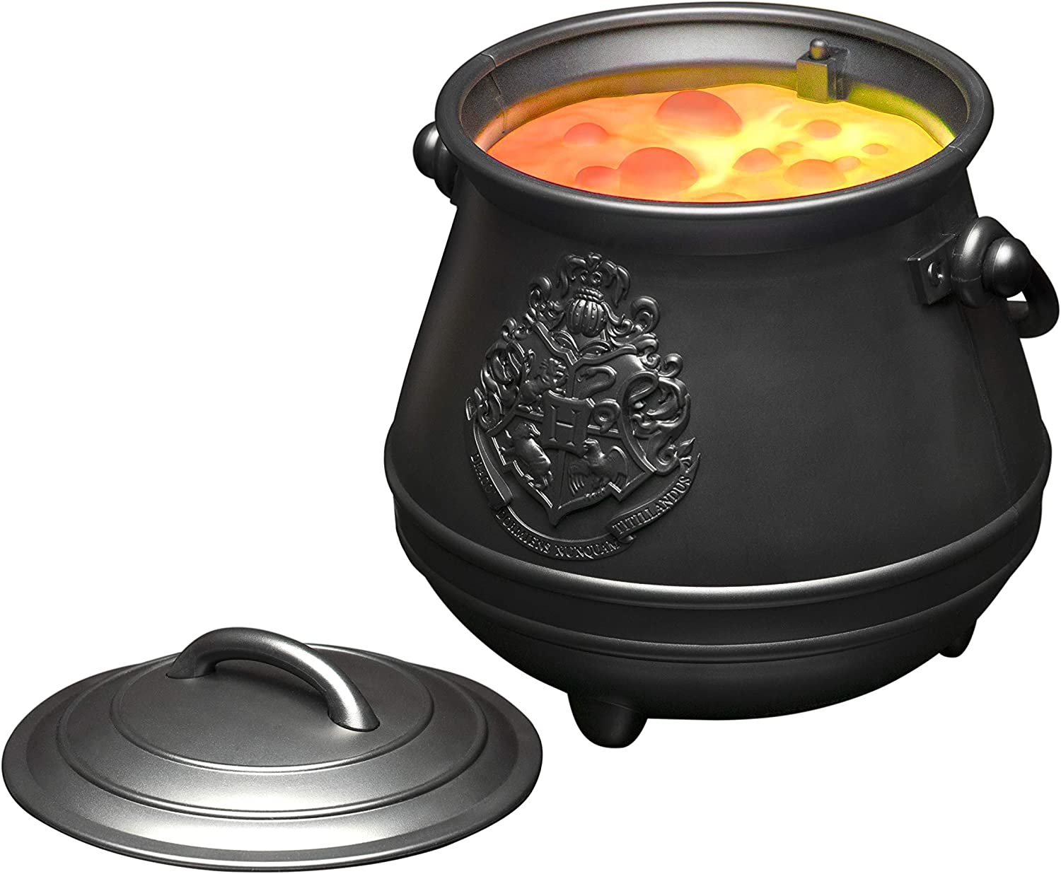 Harry Potter Cauldron Light with Colour Changing Bubbling Effect