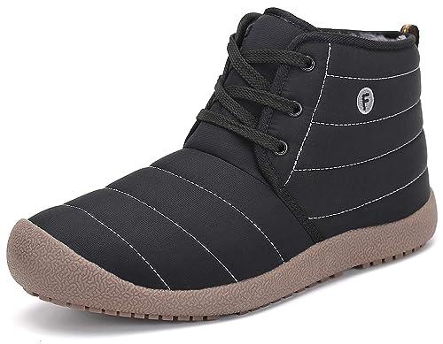 Stivali Donna Uomo Stivaletti con Pelo Scarpe Invernali Stringate Boots  Caldi e Leggeri e Morbidi  Amazon.it  Scarpe e borse d7428b08641
