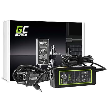 GC Pro Cargador para Portátil ASUS F553 F553M F553MA R540L R540S X540S X553 X553M X553MA ZenBook UX303L Ordenador Adaptador de Corriente (19V 3.42A ...