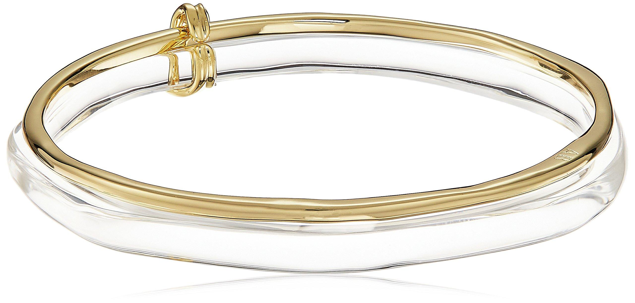 Alexis Bittar Liquid Metal Paired Bangle Bracelet