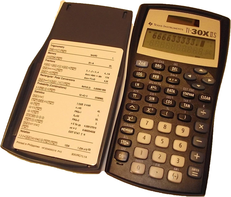 Best ti30xa calculator 2020