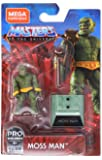Mega Construx Pro Builders Masters of The Universe Moss Man