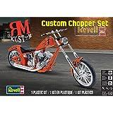 RM Kustom Custom Chopper Set 1/12 Revell Monogram