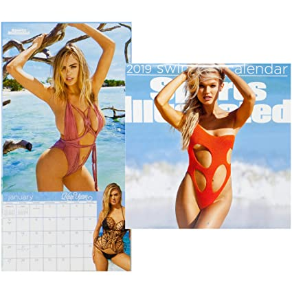 Amazon.com  2019 Wall Calendar Featuring Breathtaking Images of Models in  Swimsuit Sports Illustrated  f4b2a79a5