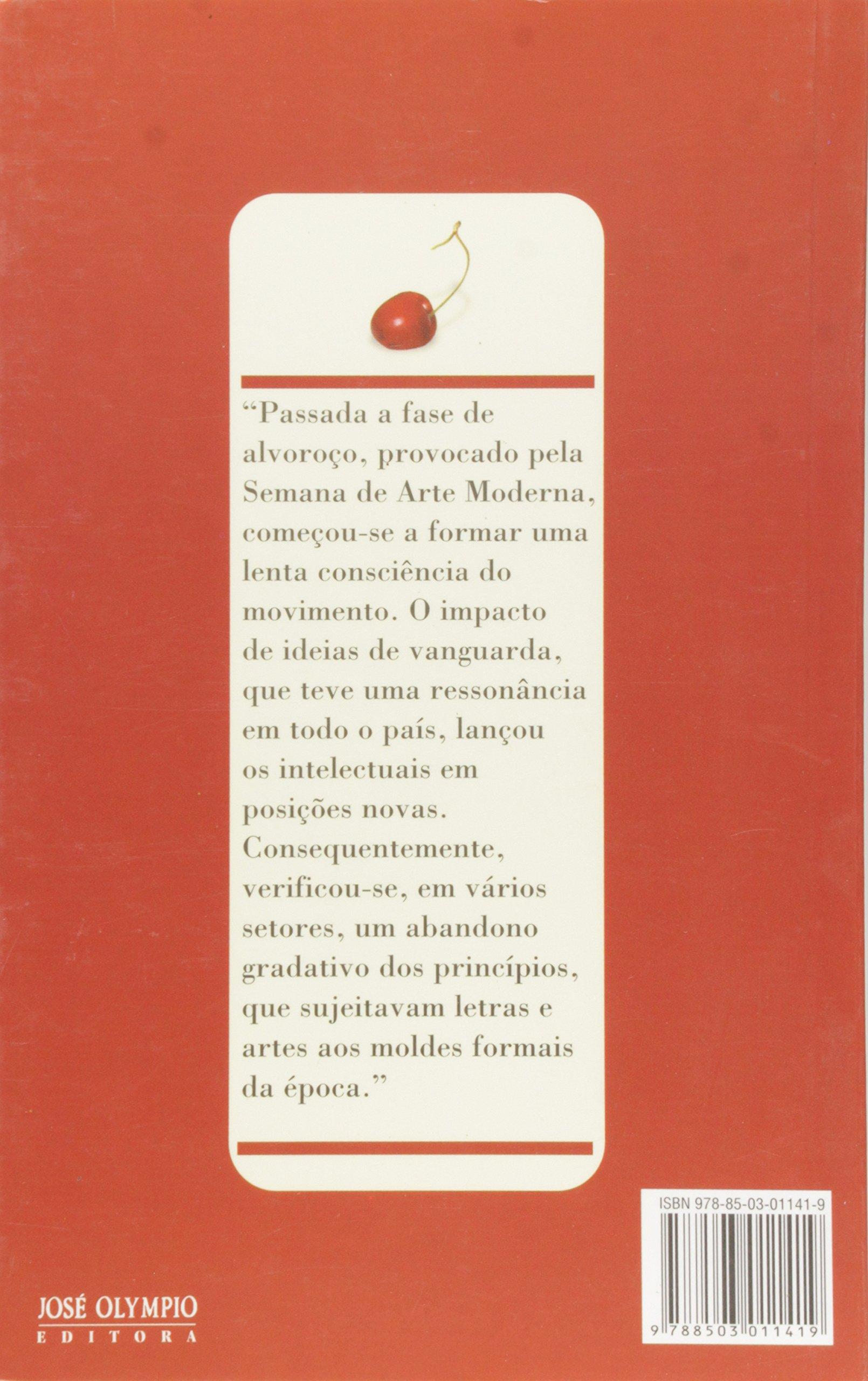 Movimentos Modernistas No Brasil (1922-1928) (Em Portugues do Brasil): Raul Bopp: 9788503011419: Amazon.com: Books