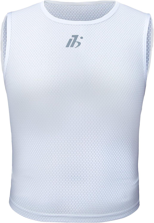 YUWELL Camiseta sin Mangas para Hombre Camiseta Interior Hombres de Deportes Sin Mangas Ultra-Ligera para Ciclismo Correr: Amazon.es: Ropa y accesorios