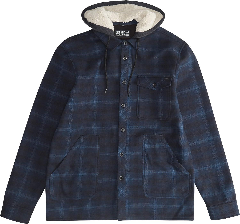 BILLABONG™ Furnace - Camisa Reforzada para Hombre Q1SH12BIF9: Amazon.es: Ropa y accesorios