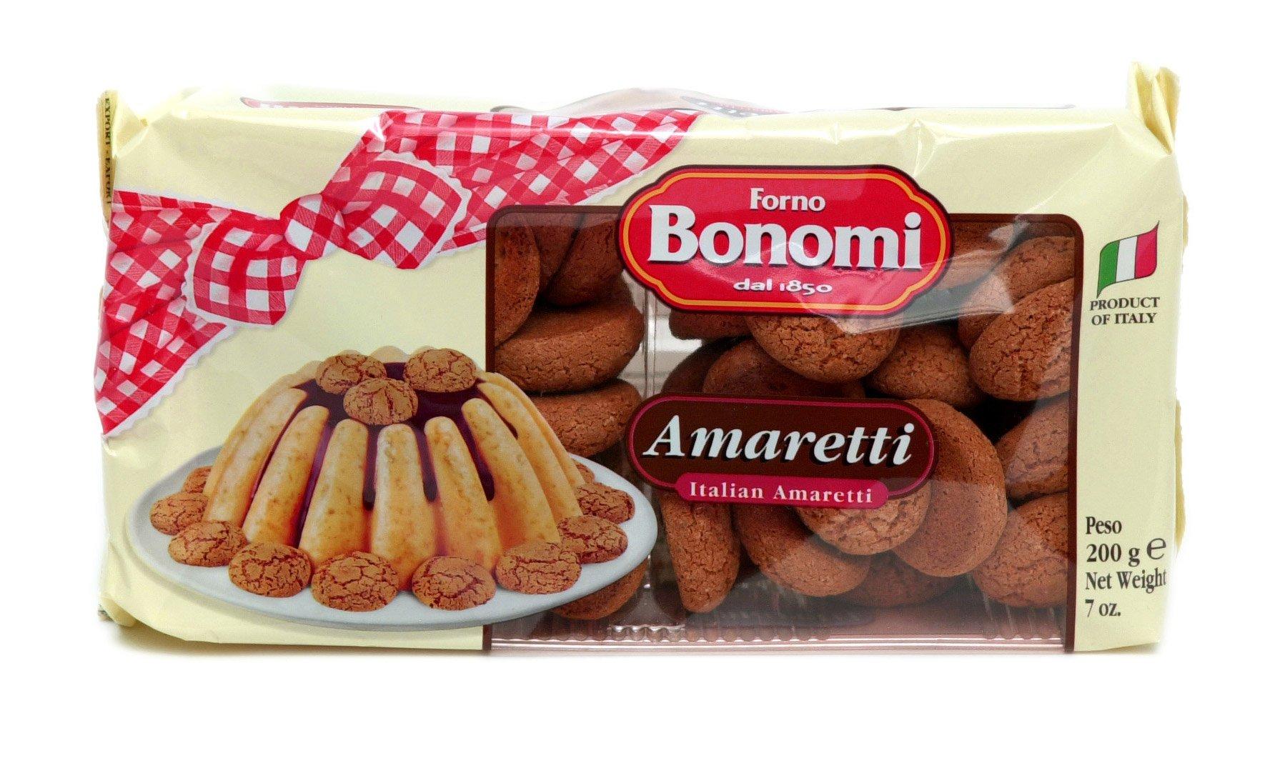 Bonomi Amaretti - 7 oz by Bonomi