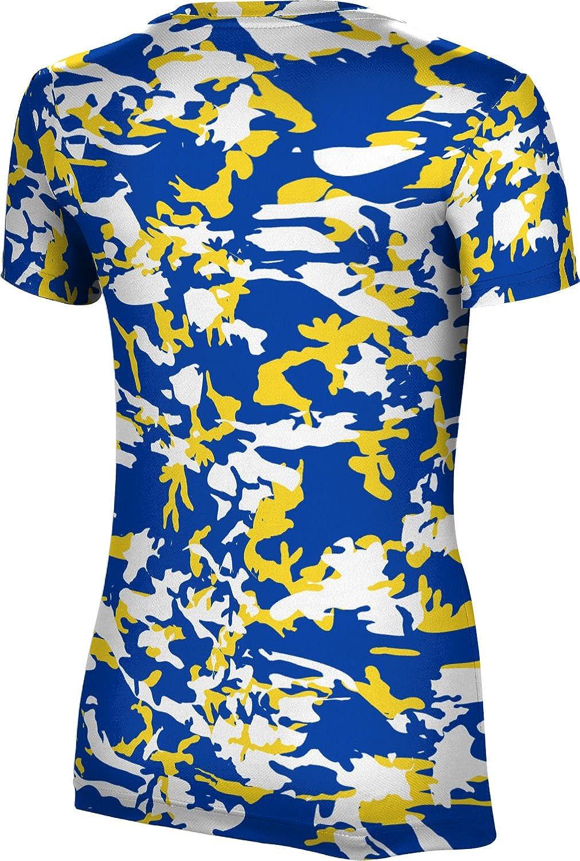 ProSphere Maine Maritime Academy Girls T-Shirt Camo