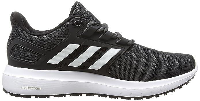 Amazon.com | adidas Mens Energy Cloud 2, CORE Black/Cloud White/Carbon | Shoes