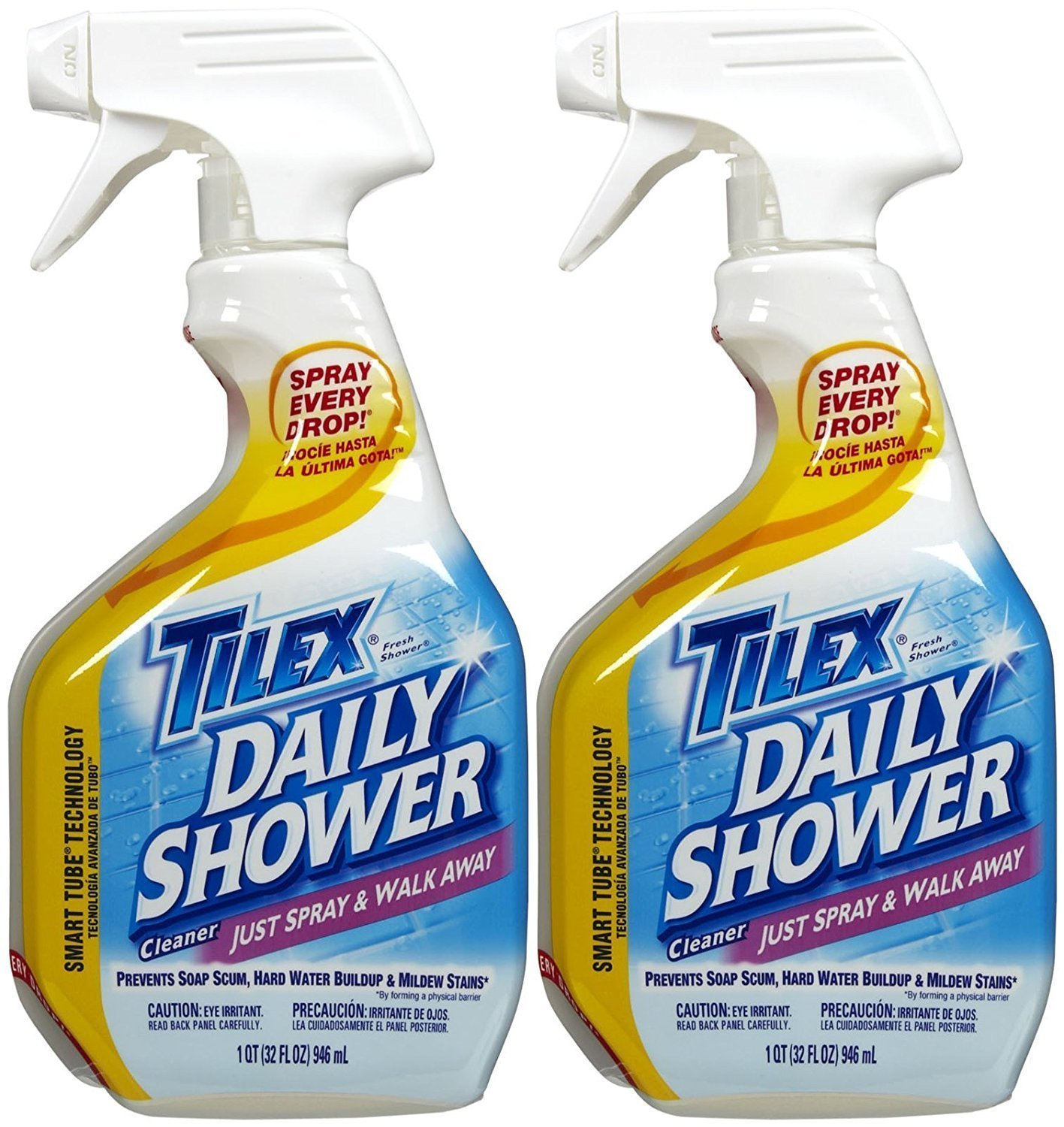 Amazon.com: Tilex Fresh Shower, Daily Shower Refill - 64