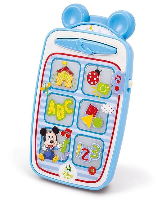 97 opinioni per Clementoni 14508- Lo Smartphone di Baby Mickey