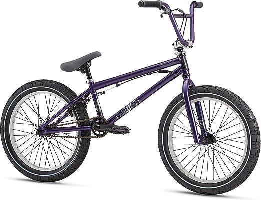Mongoose Legion L40 - Rueda de 20 Pulgadas para Bicicleta Freestyle, Color Morado, tamaño Talla única, tamaño de Rueda 20: Amazon.es: Deportes y aire libre