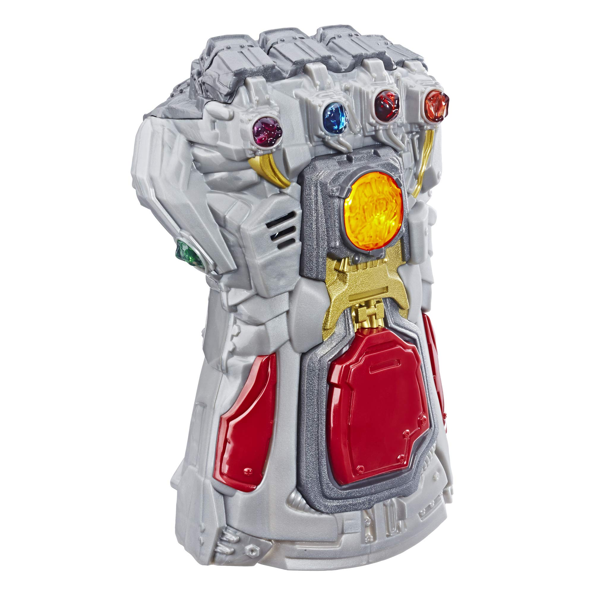 Avengers Marvel Endgame Electronic Fist Roleplay Toy with Lights & Sounds for Kids Ages 5 & Up by Avengers
