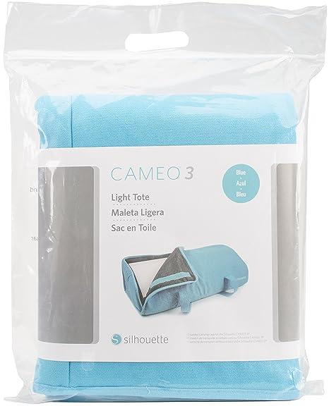 Silhouette TOTE-LTCAM3-BLU - Caja (Funda, Azul): Amazon.es ...