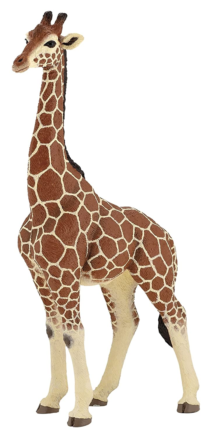 amazon com papo giraffe male figure toys u0026 games