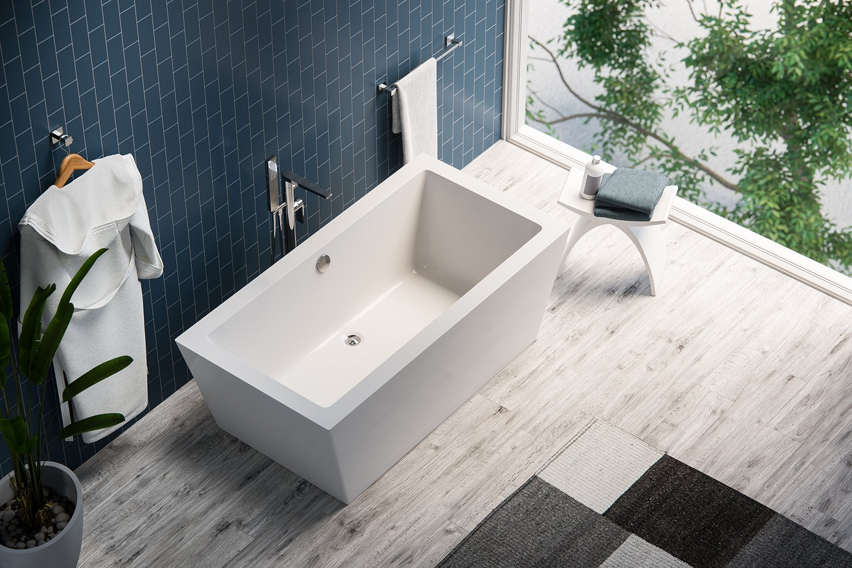Outdoor japanese soaking tub executing japanese soaking for Japanese bathtubs for sale