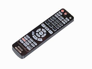 Amazon.com: Epson Proyector Control Remoto: POWERLITE HOME ...