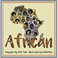 African: A Children's Picture Book (LyricPop) book cover
