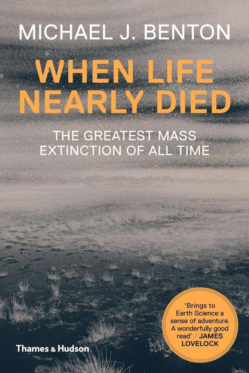 When life nearly died the greatest mass extinction of all time amazon co uk michael j benton 9780500291931 books