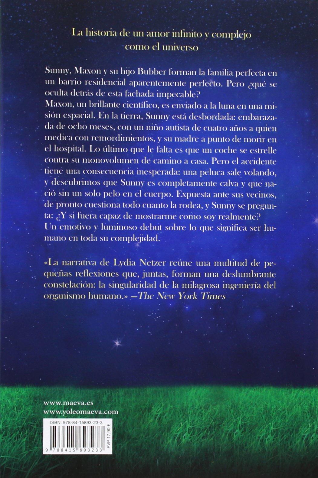 Todas Las Constelaciones Del Amor (Éxitos literarios): Amazon.es: Lydia Netzer, Álvaro Abella: Libros