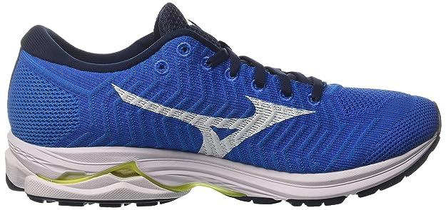 brand new dcc1e 0e8c8 Mizuno Waveknit R1, Chaussures de Running Homme  Amazon.fr  Chaussures et  Sacs