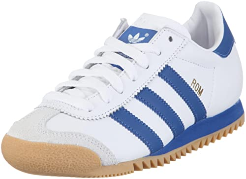 adidas OriginalsROM - Zapatillas Hombre, color Blanco, talla 41 1/3: Amazon.es: Zapatos y complementos