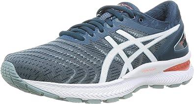 Asics Gel-Nimbus 22 - Zapatillas de Running para Hombre: Amazon.es: Zapatos y complementos