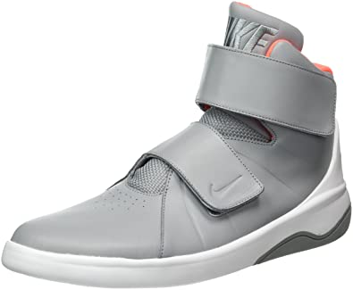 factory authentic bb4ef c66ce Nike Mens Marxman Basketball Shoes, Grey (Stealth  Stealth-Hot Lava-White