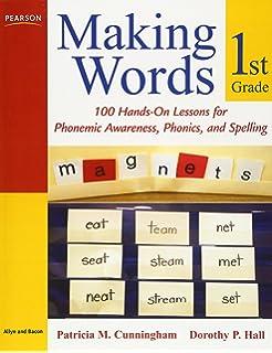 Amazon Carson Dellosa Four Blocks Individual Making Words