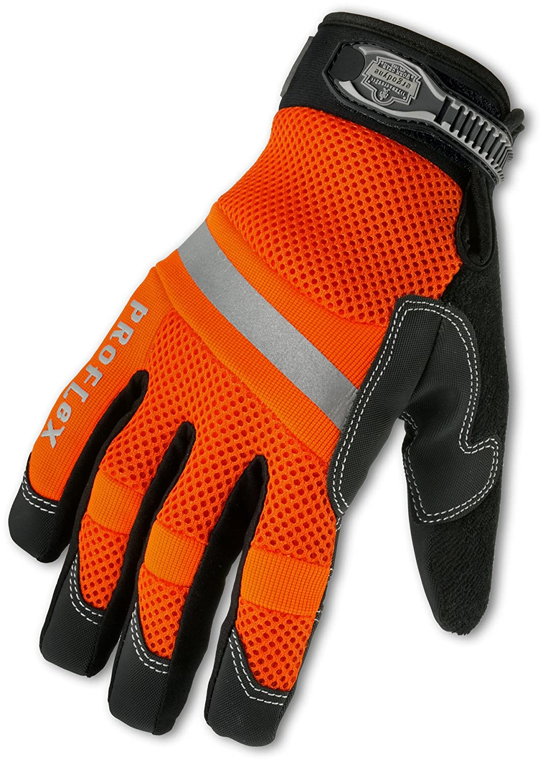 Ergodyne Proflex Hi-Visability Thermal Waterproof Glove