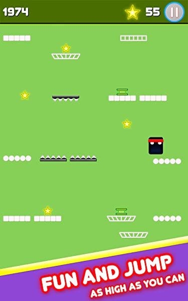 Simple Jump: Free games! Fun games! Best and cool ninja ...