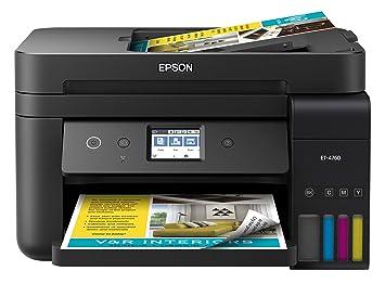 Epson EcoTank Impresora inalámbrica a Color Todo en uno sin ...