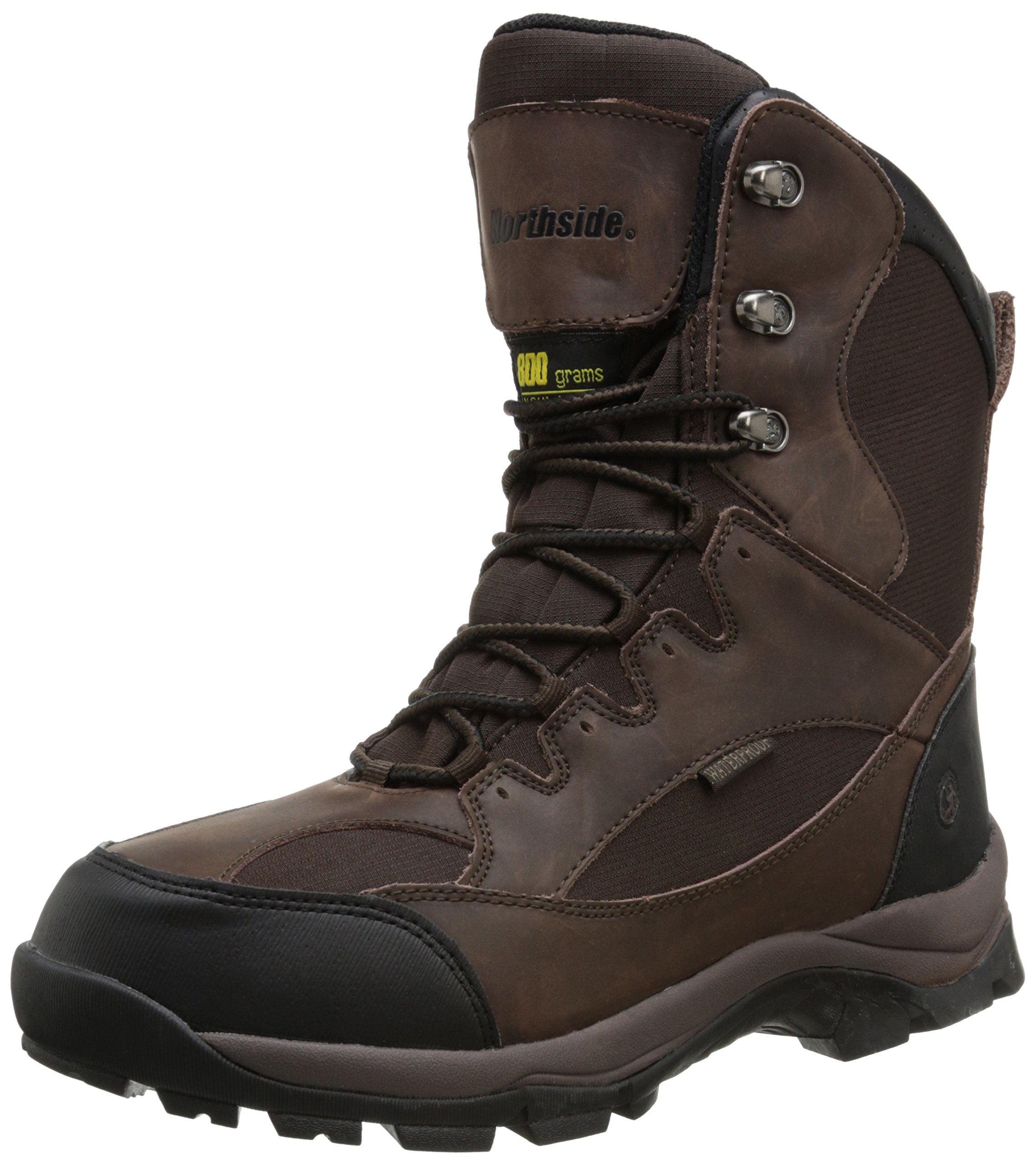 Northside Men's Renegade 800-M, Dark Brown, 9 M US