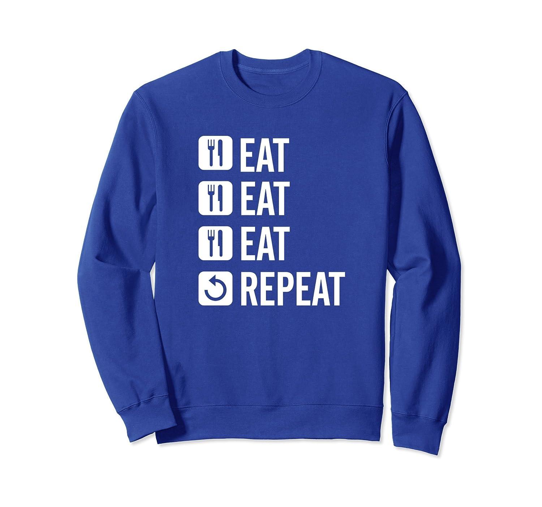 Shane Dawson Eat Eat Eat Repeat Sweatshirt-alottee gift