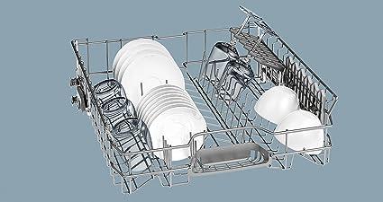 Balay 3VS572IP lavavajilla Independiente 13 cubiertos A++ - Lavavajillas (Independiente, Tamaño completo (60 cm), Cromo, Cromo, Botones, Giratorio, ...