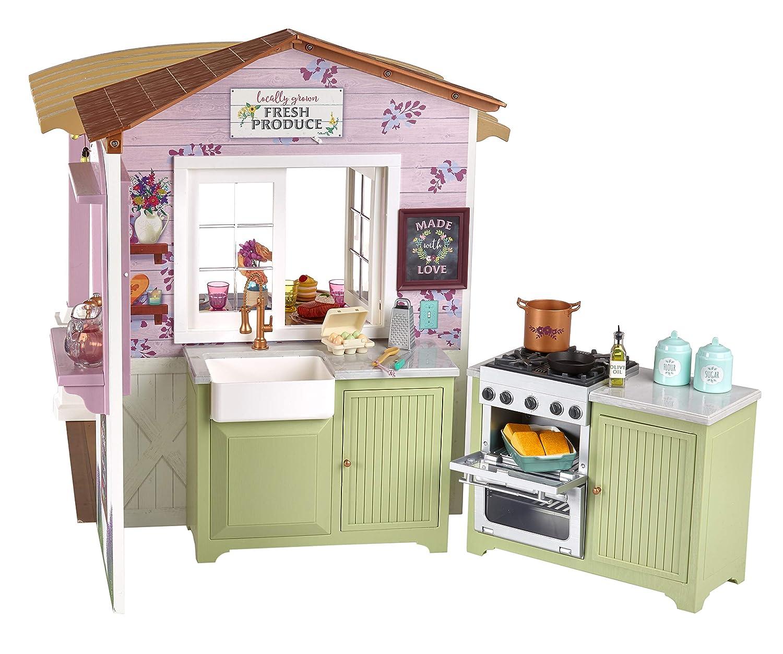 American Girl Doll 2019 Blaire Family Farm Restaurant Fresh Bruschetta ONLY