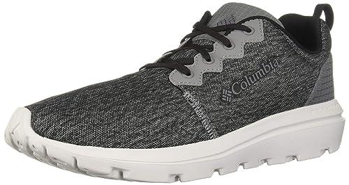 Columbia Backpedal, Zapatillas de Cross para Hombre, Gris (Ti Grey Steel, Black 033), 42 EU: Amazon.es: Zapatos y complementos