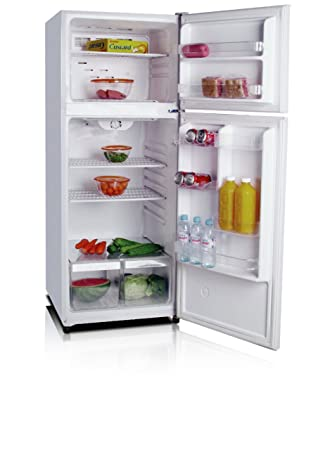 Amazon.com: Midea 9.9 Cu. Ft. Top Freezer Refrigerator Apartment ...
